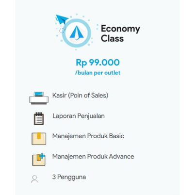Foto Produk APS Economy Class dari Auto Pilot Store