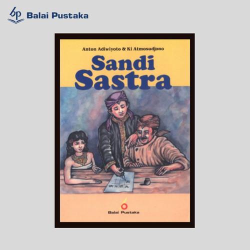 Foto Produk Sandi Sastra (Anton Adiwiyoto & Ki Atmo Sudjono) - Balai Pustaka dari Balai Pustaka