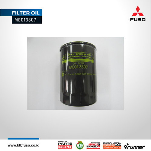 Foto Produk ME013307 Oil Filter/ Filter Oli FE7 Series dari Fuso Sidodadi Berlian