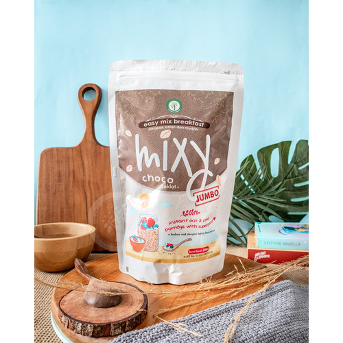 Foto Produk MIXY JUMBO - CHOCO 500GR dari namaste organic