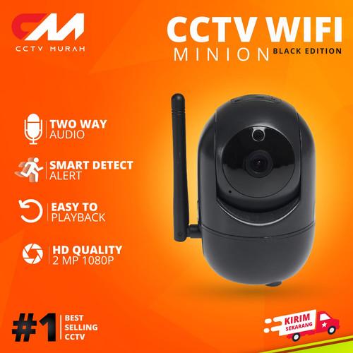 Foto Produk IP Cam CCTV Wifi Wireless Portable Smart Babycam [BEST SELLER] - Putih dari CCTV-MURAH