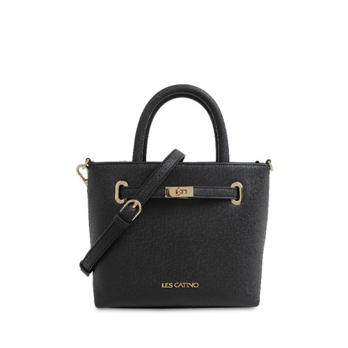 Foto Produk Les Catino New York Fifth Avenue Satchel S Black dari Les Catino Indonesia