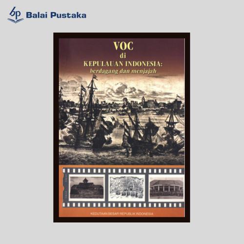 Foto Produk V.O.C di Kepulauan Indonesia - Balai Pustaka dari Balai Pustaka