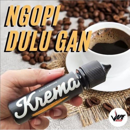 Foto Produk Liquid Krema - Kopi Kampung - 60ml dari Tamy Shop