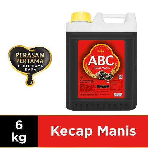 Foto Produk ABC Kecap Manis 6 kg dari ABC Official Store