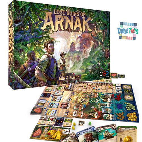 Foto Produk Lost Ruins of Arnak Board Game   Boardgame dari Tabletoys
