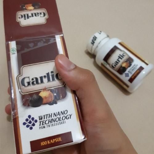 Foto Produk Obat Kencing Tidak Tuntas Pada Pria, Sulit Buang Air Kecil, Garlic dari Dijeksi Herbal