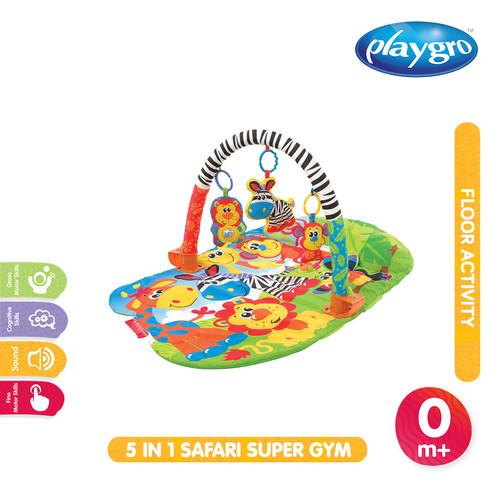 Foto Produk Playgro 5 In 1 Safari Super Gym dari Playgro Indonesia