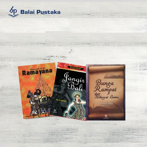 Foto Produk Paket Bundling III Buku (h) dari Balai Pustaka