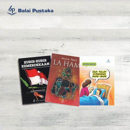 Foto Produk Paket Bundling III Buku (e) dari Balai Pustaka