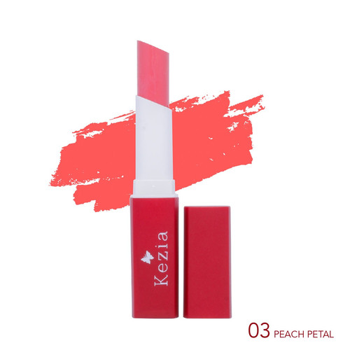 Foto Produk Kezia Skincare Lipstik - Peach Petal dari Kezia Skincare Official