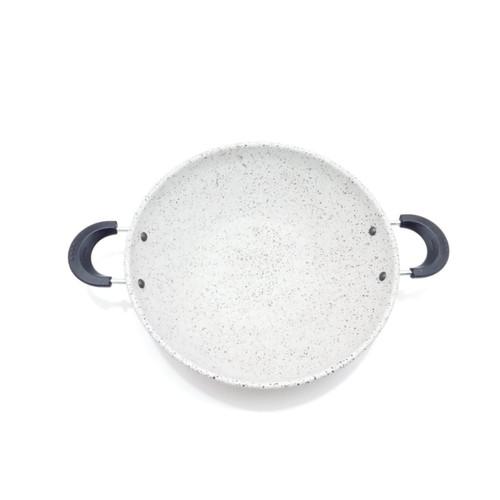 Foto Produk COOKS HABIT STEEL WOK 32 CM FLAT BOTTOM dari Cooks Habit