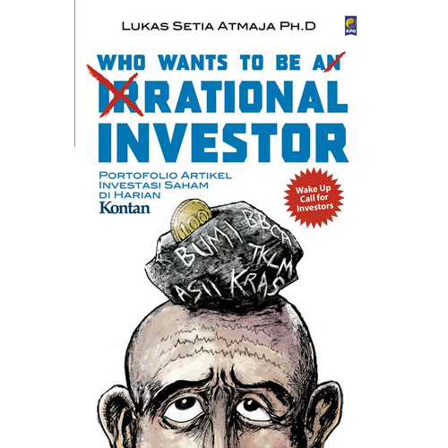 Foto Produk WHO WANTS TO BE A SMILING INVESTOR (NEW) dari Gramedia Official Store
