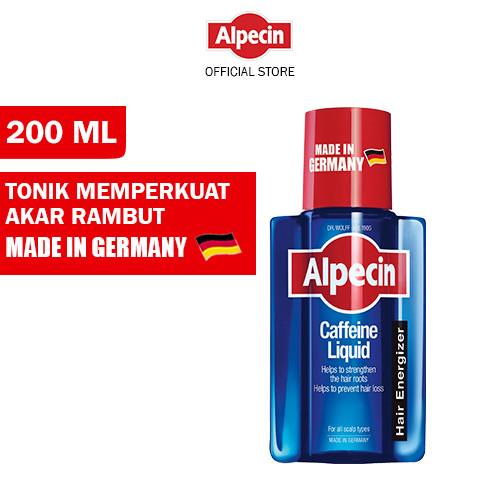 Foto Produk Alpecin Caffeine Tonik Pria untuk Rambut Rontok /Hair Loss dari Dr Wolff Official Store