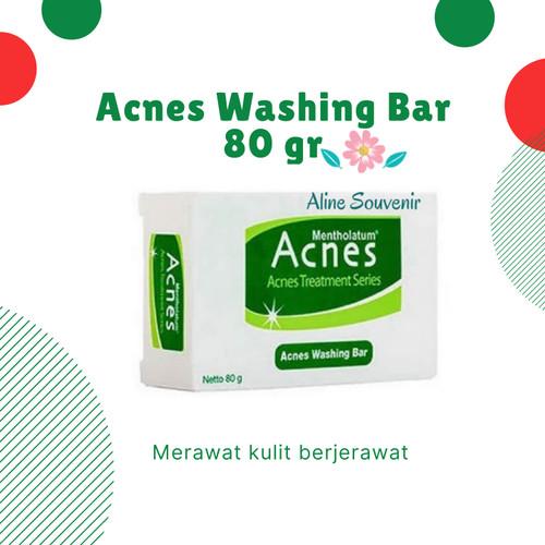 Foto Produk Acnes Washing Bar/Acnes sabun Batang/Sabun Jerawat Badan/Punggung 80g dari Aline Souvenir