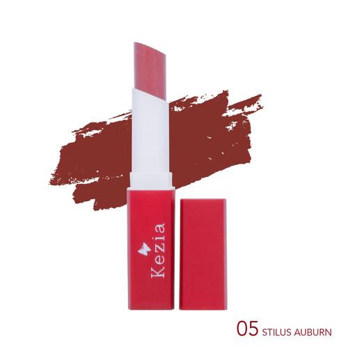 Foto Produk Kezia Skincare Lipstik - Stilus Auburn dari Kezia Skincare Official
