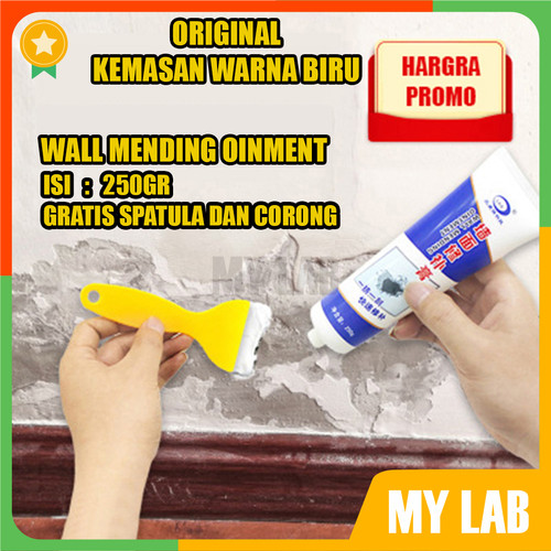 Foto Produk Wall Repair Cream - Wall reform Cream Perbaikan Dinding Tahan Air dari MyLab