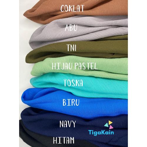 Foto Produk 1 Meter Kain Rayon Crinkle/ Rayon Crincle dari Nacy Tex