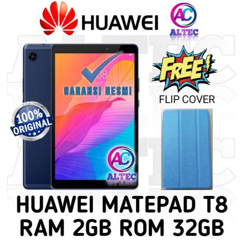 Foto Produk Huawei MatePad T8 2/32 RAM 2GB ROM 32GB GARANSI RESMI - Bonus dari Altec Cellular
