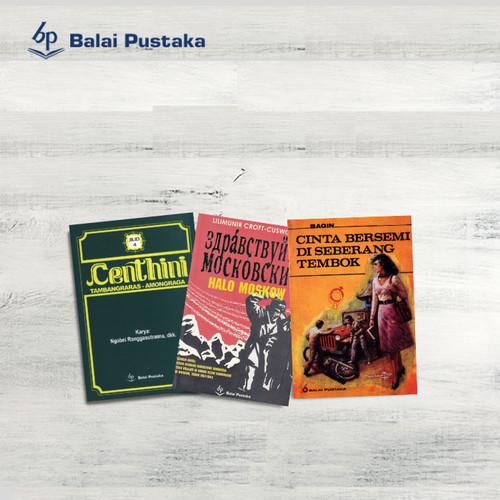 Foto Produk Paket Bundling III Buku (i) dari Balai Pustaka