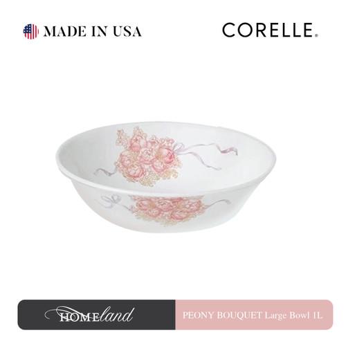 Foto Produk CORELLE Peony Bouquet Large Bowl 1L 432-PNB-LP dari Homeland Store