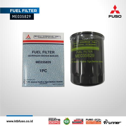 Foto Produk ME035829 Fuel Filter/ Saringan Bahan Bakar FM517 dari Fuso Sidodadi Berlian