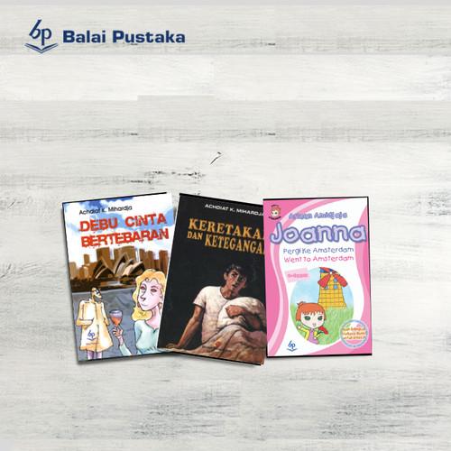 Foto Produk Paket Bundling III Buku (c) dari Balai Pustaka