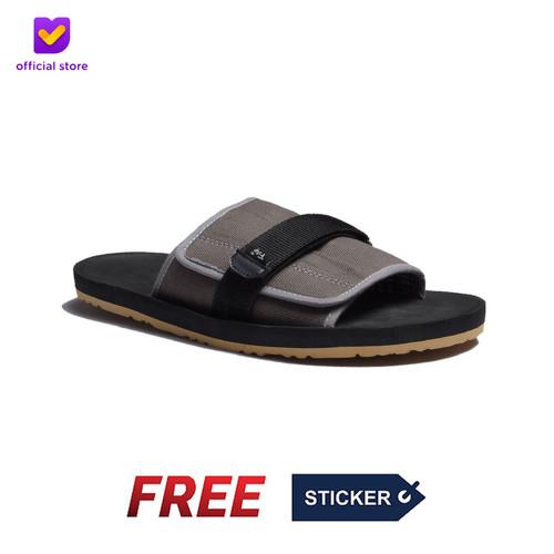 Foto Produk Sendal Pria Rumah Slip On Footstep Footwear - Flexy Grey - 39 dari Footstep Footwear