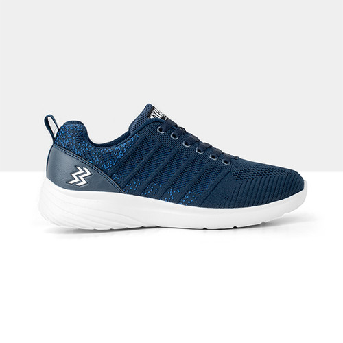 Foto Produk Geoff Max Athletica - AT 693 Navy White Shoes - 41 dari Geoff Max Official