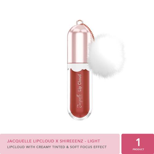 Foto Produk Jacquelle LipCloud x Misellia & Shireeenz - Shireeenz-Light dari Jacquelle Official