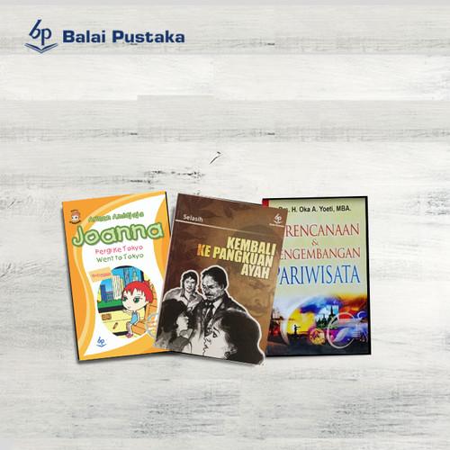 Foto Produk Paket Bundling III Buku (a) dari Balai Pustaka