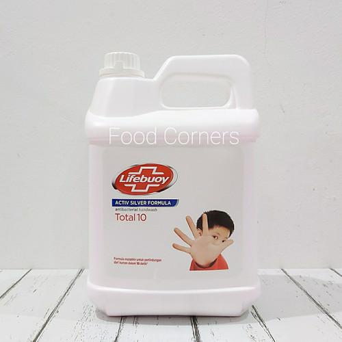 Foto Produk Lifebuoy Handwash 4 Liter / Hand Wash Lifebuoy Total 10 4L dari Food Corners