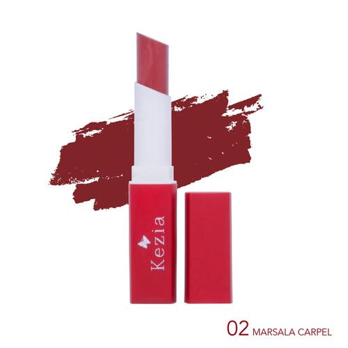 Foto Produk Kezia Skincare Lipstik - Marsala Carpel dari Kezia Skincare Official