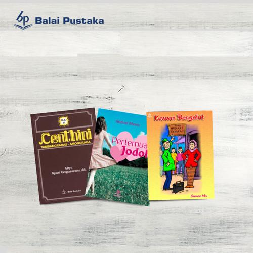 Foto Produk Paket Bundling III Buku (f) dari Balai Pustaka