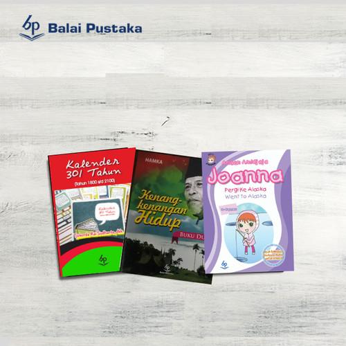 Foto Produk Paket Bundling III Buku (d) dari Balai Pustaka