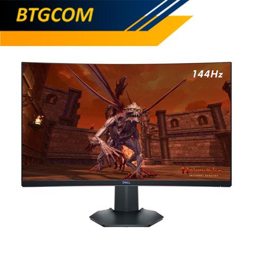 "Foto Produk Dell S2721HGF Curved Gaming 27"" FHD 1ms 144Hz Freesync G-Sync Monitor dari BTGCOM"