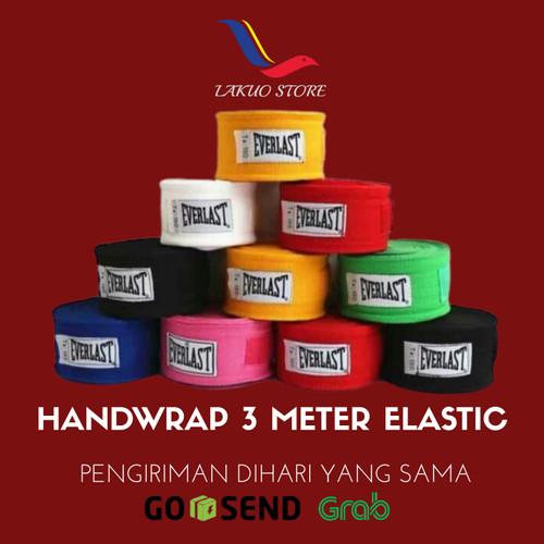Foto Produk HAND WRAPS 3 METER / BENDIT MUAY THAI / HANDWRAP dari LAKUO STORE 1