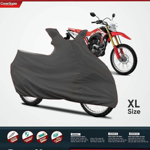 Foto Produk Cover Sarung Motor Honda CBR 150 dari bodycoversuperid