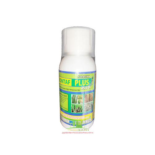 Foto Produk Fungisida Ampuh Kontaf Plus 250 SC Azoksistrobin Heksakonazol dari Purotani.ID