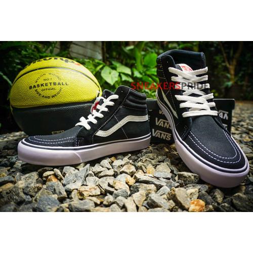Foto Produk SEPATU VANS SK8 HI - PREMIUM QUALITY - 41 dari SneakersPride