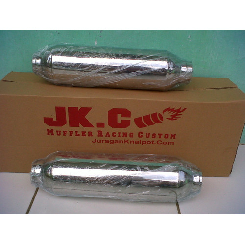 Foto Produk Resonator Stainless Irit BBM dari JuraganKnalpotDotCom