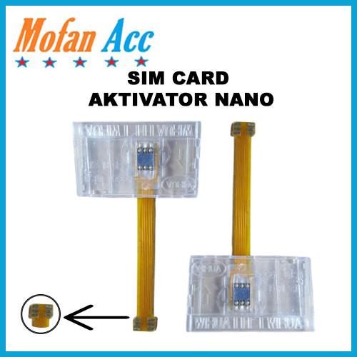 Foto Produk Aktivator Sim Card Nano Wihua Activator Simcard Android Kartu Chip dari mofan accesories