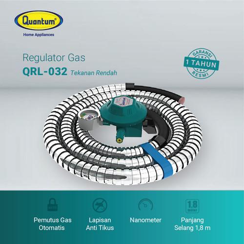 Foto Produk Selang & Regulator Gas Quantum QRL - 032 dari Quantum Home Appliances