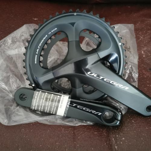 Foto Produk Brand New Crankset Ultegra R8000 50/34 172.5mm dari IndoWebstorecom