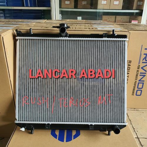 Foto Produk radiator toyota rush avanza 1500cc manual dari lancar abadi cibubur