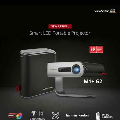 Foto Produk Projector Viewsonic M1+ G2 - Garansi Resmi 2 Tahun dari tokobaru_official