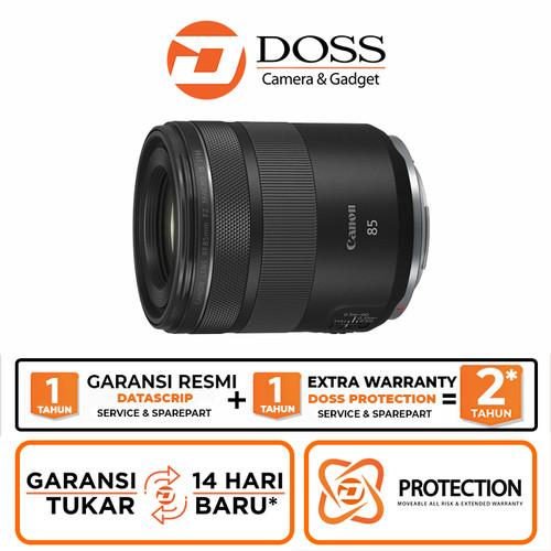 Foto Produk Canon RF 85mm f2 Macro IS STM Lens dari DOSS