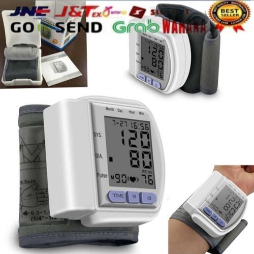 Foto Produk Alat tensi darah digital tensi lengan elektrik CK-102s dari Putra Jaya88