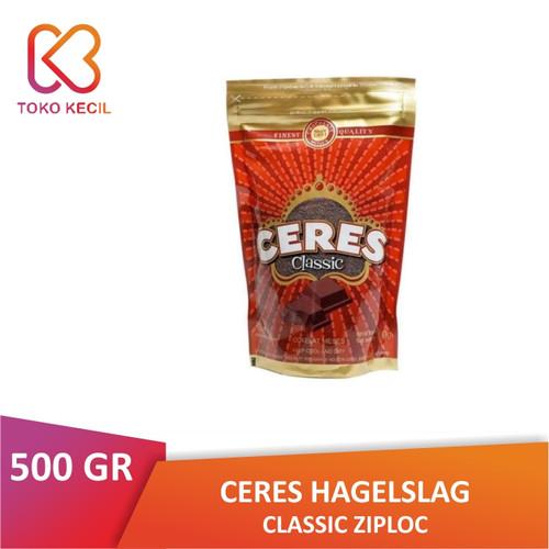 Foto Produk Ceres Classic Hagelslag Ziplock 500 GR | Meses Ceres dari Toko Kecil