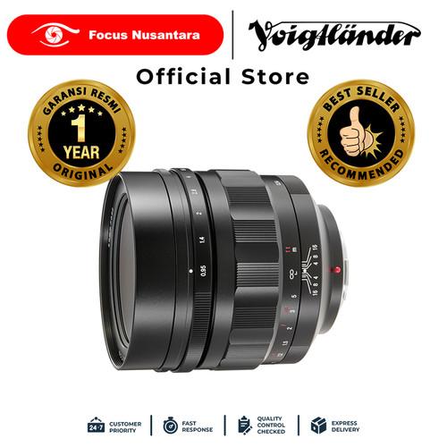 Foto Produk VOIGTLANDER LENS F0.95/60MM NOKTON dari Focus Nusantara